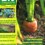 Unde décembre du magazine Jardiner Bio Magazine