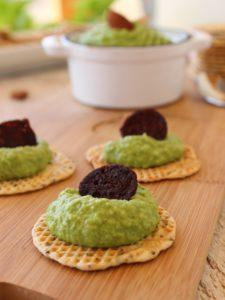 Caviar de petits pois