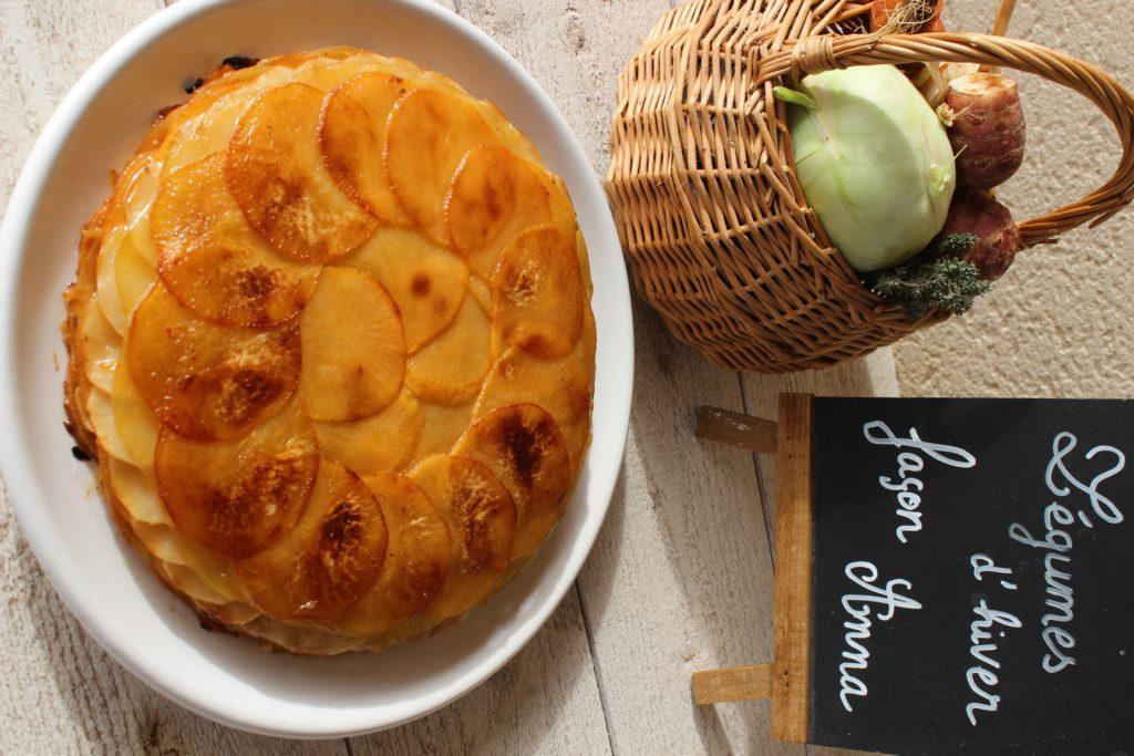gâteau d'Anna