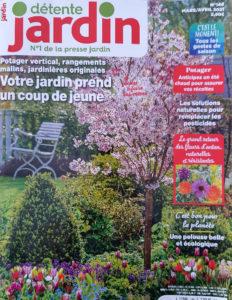 detente et jardin